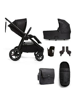 Mamas & Papas Mamas & Papas Ocarro Essentials 6-Piece Bundle - Raven Picture