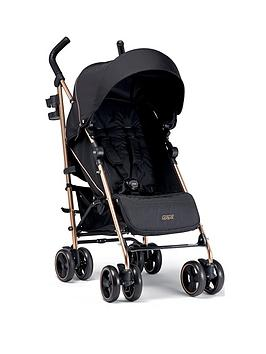 Mamas & Papas Mamas & Papas Tour 3 Special Edition Buggy - Black/Rose Gold Picture