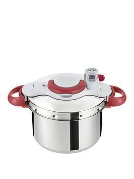 Tefal Tefal Clipso Minut Perfect Pressure Cooker - 6 Litres Picture