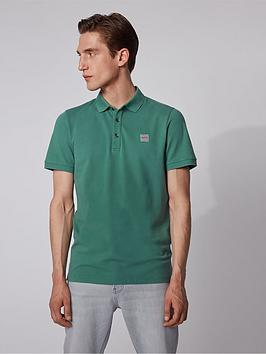 Boss Boss Passenger Slim Fit Polo Shirt - Green Picture