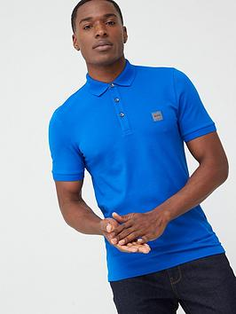 Boss Boss Passenger Slim Fit Polo Shirt - Blue Picture