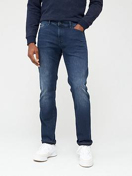 Boss Boss Maine Regular Fit Jeans - Dark Wash Picture