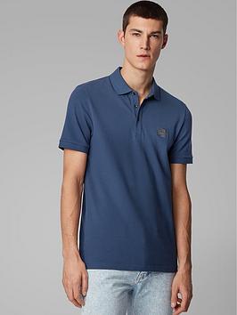 Boss Boss Passenger Slim Fit Polo Shirt - Navy Picture