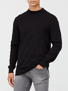 very-man-turtle-neck-jumper-black