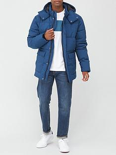 very-man-textured-padded-jacket-navy