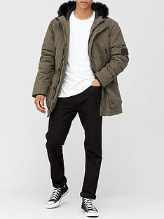 very-man-fauxnbspfur-hooded-parka-khaki