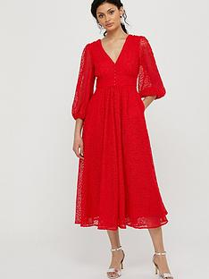 monsoon-zinnia-lace-midi-dress-red