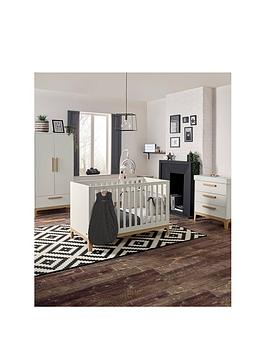 Mamas & Papas Mamas & Papas Caprio Furniture Range Wardrobe, Cot &Amp;  ... Picture