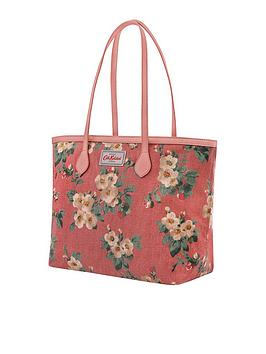 Cath Kidston Cath Kidston Mayfield Blossom Tote Bag - Pink Picture