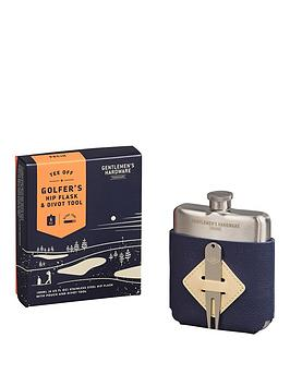 Gentlemen's Hardware Gentlemen'S Hardware Golfers Hip Flask  ... Picture