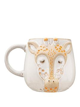 Sass & Belle Sass & Belle Gina Giraffe Mug Picture