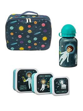 Sass & Belle Sass & Belle Space Explorer Lunch Bag, Lunch Boxes And Water  ... Picture