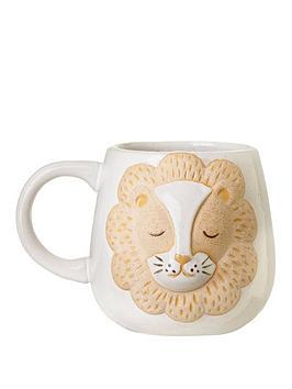 Sass & Belle Sass & Belle Leo Lion Mug Picture