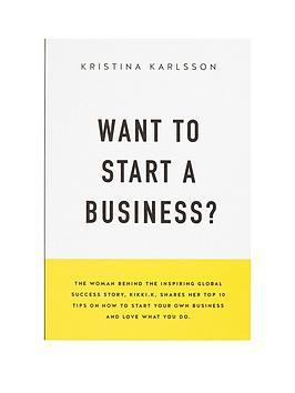Kikki.K   Want To Start A Business
