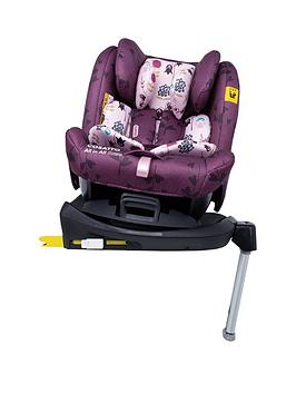 Cosatto Cosatto All In All 360 Rotate Group 0+ 1/2/3, Isofix / Belt Fitted  ... Picture