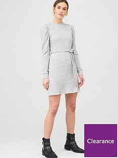 river-island-cosy-jersey-belted-dress-grey