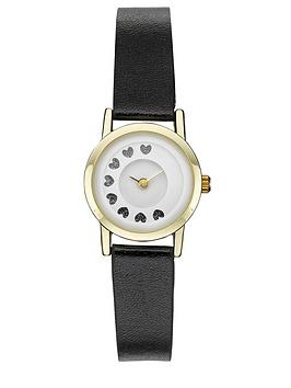 love-label-ladies-rotating-heart-watch