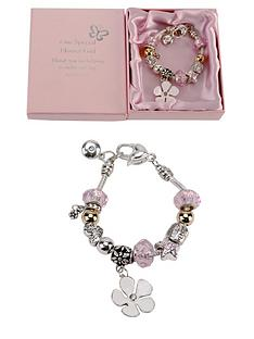 flower-girl-bead-charm-bracelet