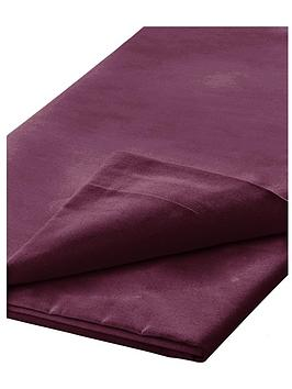 non-iron-percale-flat-bed-sheet