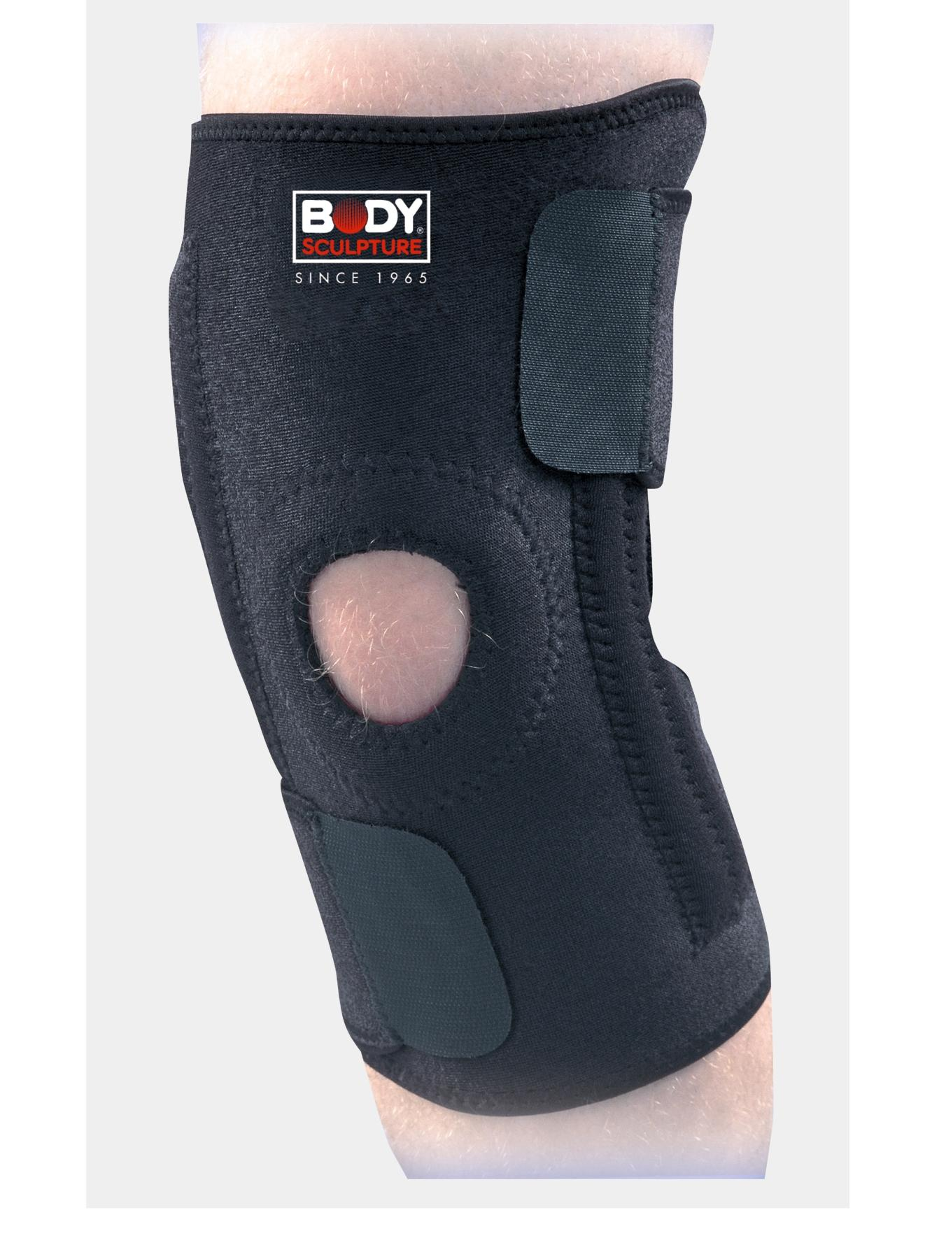 Knee Support Open Patella Reinforced