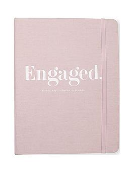 kate spade new york  Kate Spade New York I Do Bridal Appointment Calendar