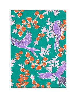 kate spade new york  Kate Spade New York Bird Party Desktop Notepad