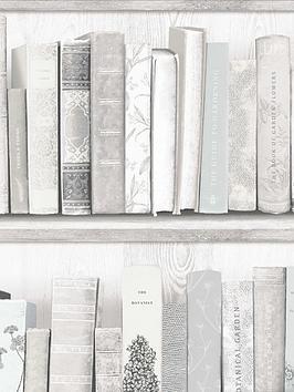 fresco-botany-library-wallpaper