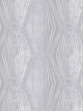 Boutique Boutique Vermeil Stripe Silver Wallpaper Picture