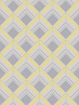 Boutique Boutique Trifina Geo Yellow Wallpaper Picture