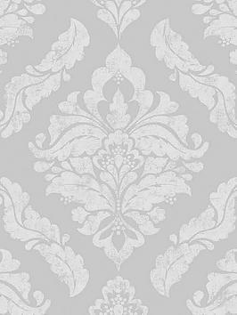 boutique-damaris-silver-wallpaper
