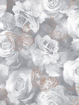 Sublime Sublime Everleigh Floral Wallpaper Picture