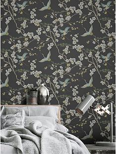 sublime-japan-black-green-wallpaper