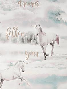 fresco-unicorn-dreamland-wallpaper