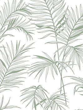 Superfresco Easy Superfresco Easy Litho Green Wallpaper Picture
