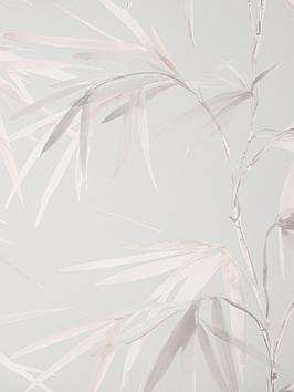 Fresco Fresco Watercolour Reed Wallpaper Picture