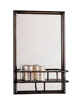 Gallery Gallery Milton Mirror With Shelf Picture