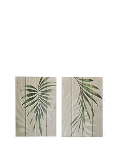 graham-brown-set-2-peaceful-palms-on-wood