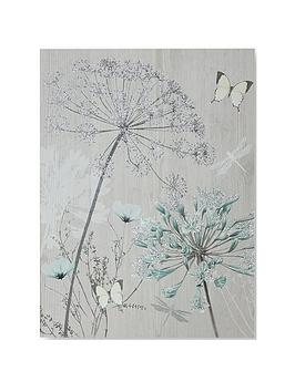 Graham & Brown Graham & Brown Harmony Blooms Canvas Wall Art Picture