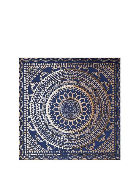 graham-brown-embellished-ink-print-on-fabric-canvas-with-metallic-highlightsnbsp