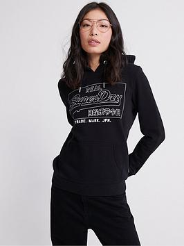 superdry-vintage-logo-outline-entry-hoodie-black