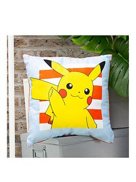 Pokemon Pokemon Jump Square Cushion Picture