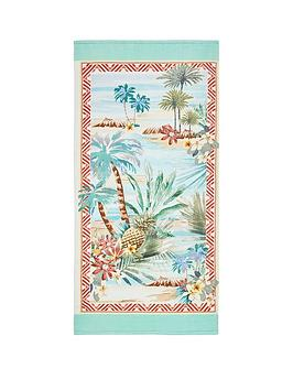 Accessorize   Aloha Beach Towel