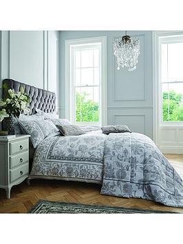 DORMA Dorma Fleur De Provence 100% Cotton Sateen Duvet Picture