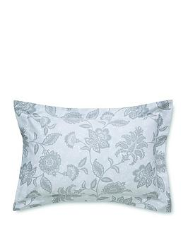 DORMA Dorma Fleur De Provence 100% Cotton Sateen Oxford Pillowcase Picture