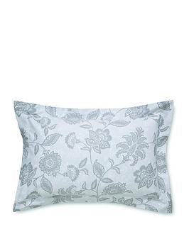DORMA Dorma Fleur De Provence 100% Cotton Sateen Oxford Pillowcase Picture