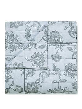 DORMA Dorma Fleur De Provence 100% Cotton Sateen Bedspread Throw Picture