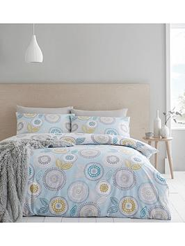 Catherine Lansfield Catherine Lansfield Anja Floral Duvet Cover Set Picture