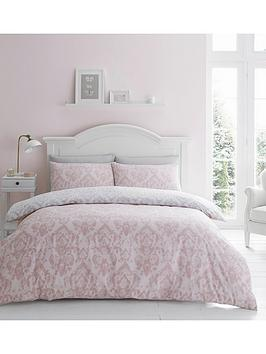 Catherine Lansfield Catherine Lansfield Damask Duvet Cover Set Picture