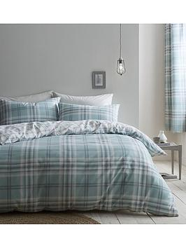 Catherine Lansfield Catherine Lansfield  Kelso Duvet Cover Set Picture
