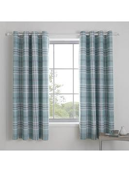 Catherine Lansfield Catherine Lansfield Kelso Eyelet Curtains Picture